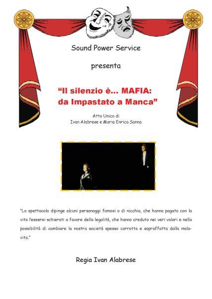 Locandina-Il-silenzio-è...-MAFIA-da-Impastato-a-Manca